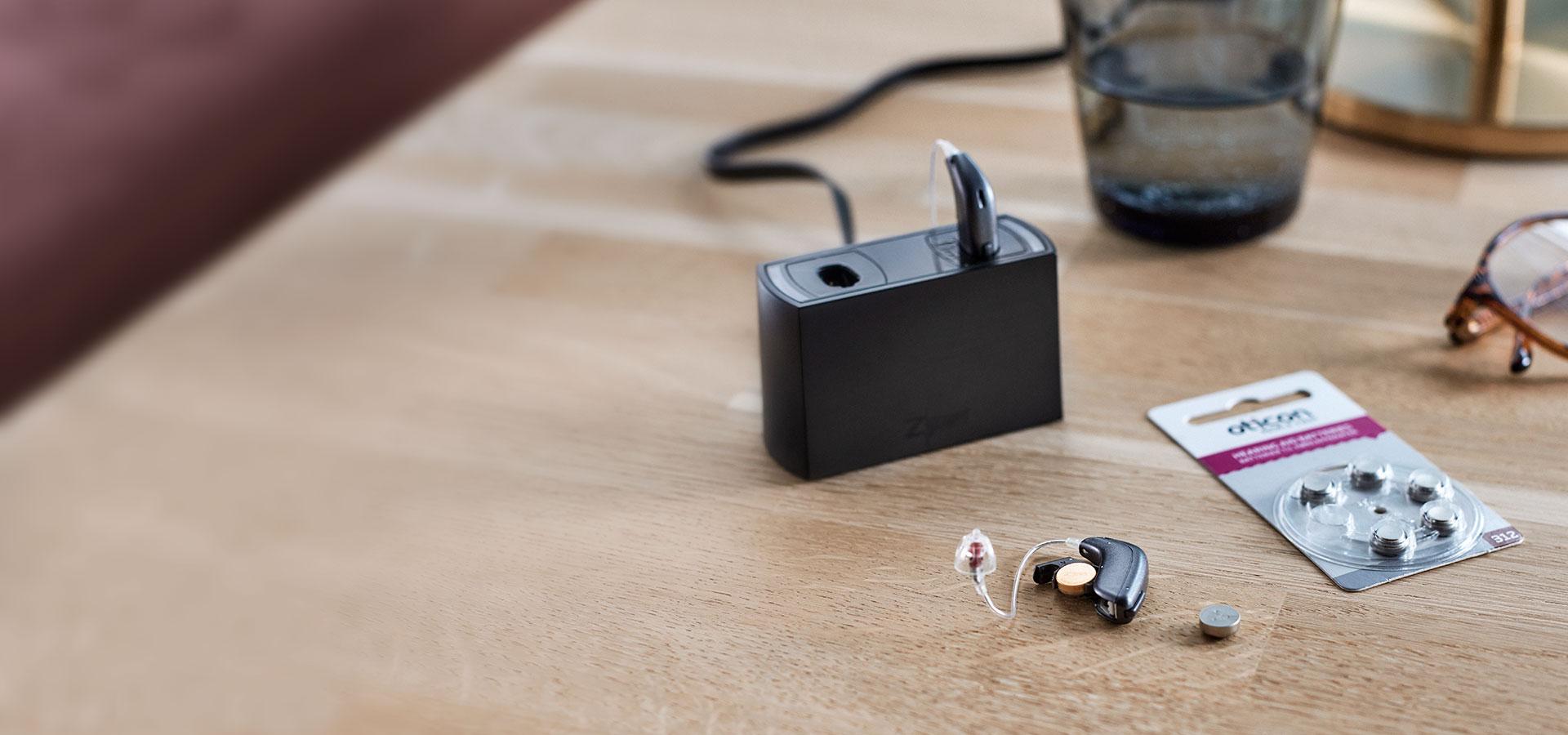 apparecchi acustici ricaricabili oticon. Black Bedroom Furniture Sets. Home Design Ideas